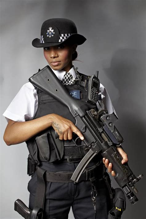 Incendiary Image Of The Day British Police Are Unarmed Edition The Truth About Guns