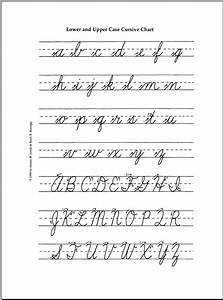 cursive letters lowercase and uppercase cover letter example With cursive letters upper and lower case