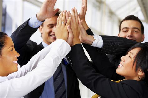 interdependence   backbone  cooperative team work