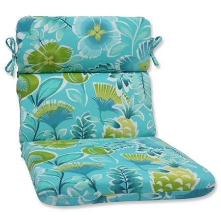 turquoise patio cushions pillow outdoor calypso turquoise rounded corners