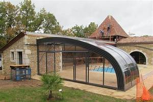 abris juralu terrasse piscine spa voiture i v u00e9randa With nice eclairage exterieur maison contemporaine 17 decoration jardiniere balcon