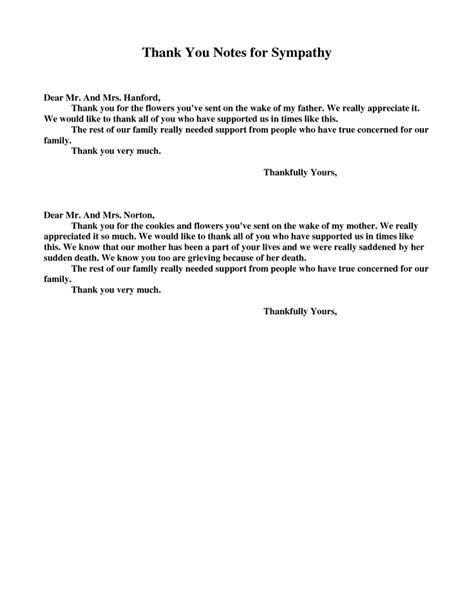 sympathy   letter  sympathy   note lets
