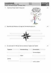 Maßstab Berechnen Grundschule : proben klasse 3 grundschule himmelsrichtungen catlux ~ Themetempest.com Abrechnung