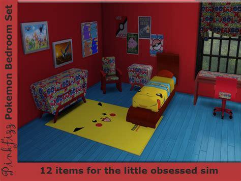 Pinkfizzzzz's Pinkfizz Pokemon Bedroom Set