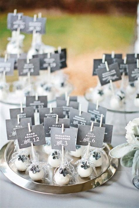 place ideas top 25 creative wedding escort card ideas tulle chantilly wedding blog