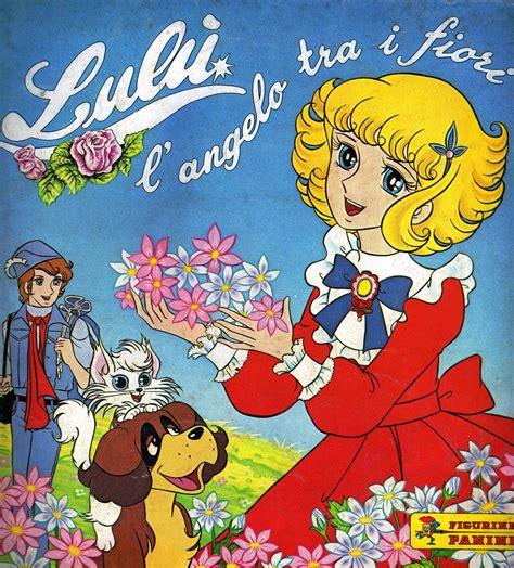 fiori per l anima lul l angelo tra i fiori anni 90 cartoni animati con
