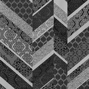 Tapete Ornamente Silber : vlies tapete streifen ornament silber glanz p s 02534 20 ~ Sanjose-hotels-ca.com Haus und Dekorationen