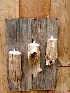 Arbre En Bois Deco : 50 id es pour la d co bois flott ~ Premium-room.com Idées de Décoration