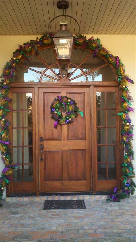 mardi gras front door decorations mardi gras candle decorations family net guide
