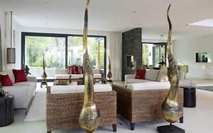 Große Skulpturen Für Wohnzimmer : wohnzimmer im architektenhaus patel von baufritz lifestyle und design ~ Bigdaddyawards.com Haus und Dekorationen
