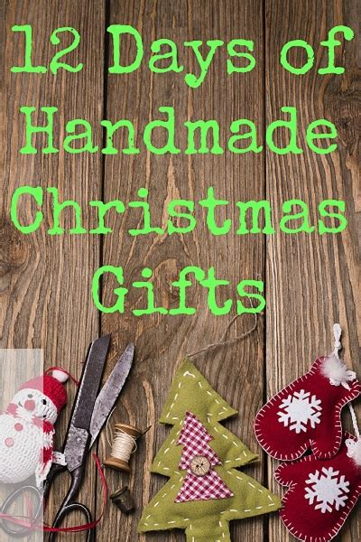 days  handmade christmas gifts coupons