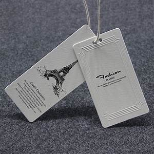 free shipping custom hangtag swing ticketcustom free With create clothing tags