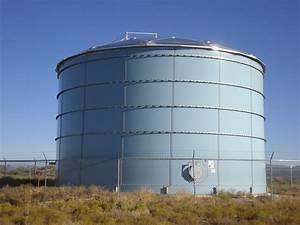 Aquastore Glass Lined Liquid Storage Tanks