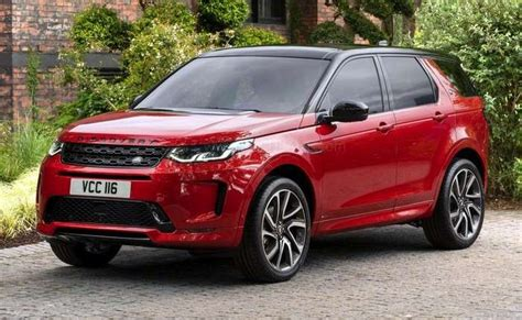 land rover discovery sport suv  global debut