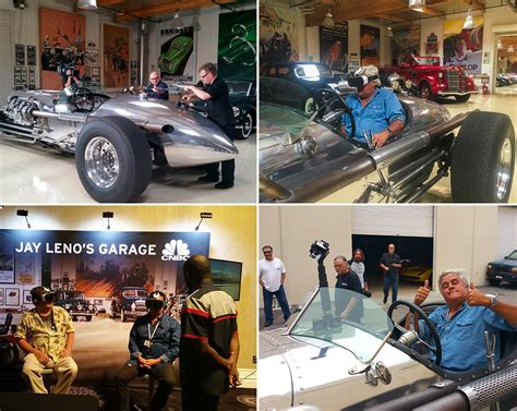 can you tour leno s garage leno s garage vr experience koncept vr