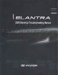 2009 Hyundai Elantra Sedan Electrical Troubleshooting