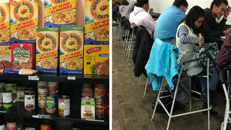 Food Pantry Dc College Food Pantry Helps Students Dealing With Food
