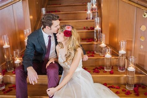 pomegranate  artichoke wedding inspiration love