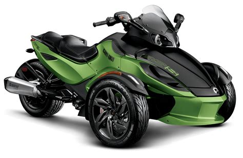 Technical Specifications Can-am Spyder Rs-s Model 2013