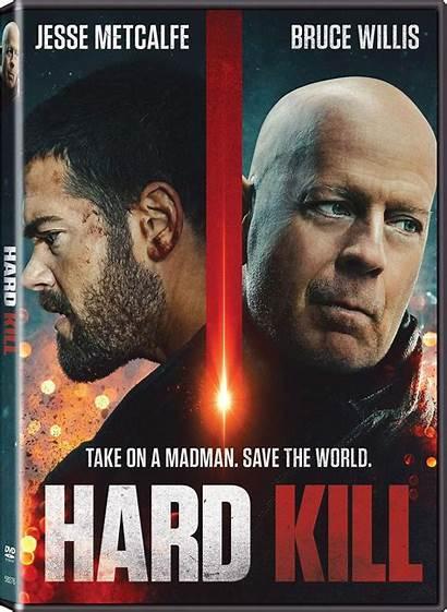 Dvd Kill Hard Release November Date Jesse