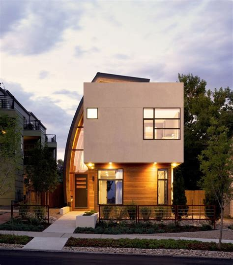 modern shield house in denver colorado