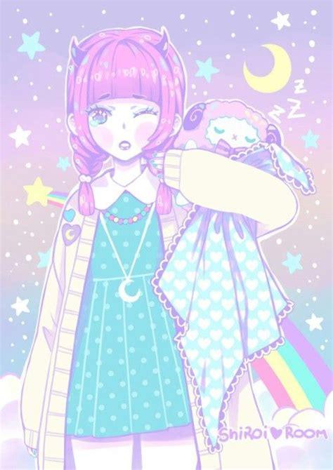 Anime Wallpaper Pastel - pastel aesthetic anime p a s t e l