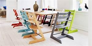Stokke Tripp Trapp Deutschland : tripp trapp la chaise qui grandit avec l 39 enfant maintenant disponible dans l 39 l gant coloris ~ Sanjose-hotels-ca.com Haus und Dekorationen