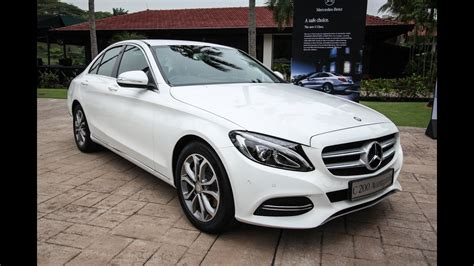 Mercedes Class by Mercedes C Class W205 Launch In Malaysia Autobuzz
