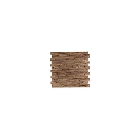 panneau mural d 233 coratif calgary en bois naturel de noyer