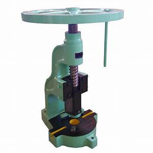 Mild Steel Manual Fly Press Machine  Rs 12000   Unit
