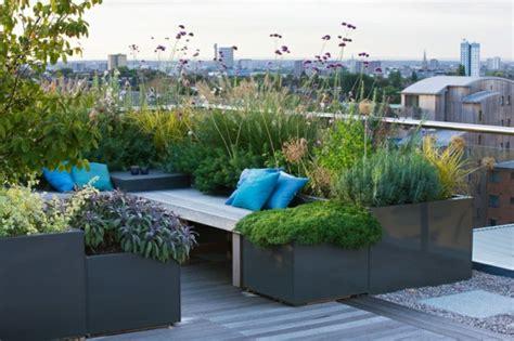 terrassengarten wunderschoene gestaltungsideen