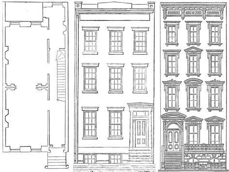 Row house community development corporation (row house cdc), formed in august 2003 as a sister organization to project row houses, is based in houston'. Designed for City Living: The Row House Plans of Robert G. Hatfield | Brownstoner