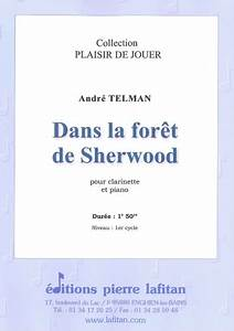 Foret De Sherwood : dans la for t de sherwood partition d andr telman pour ~ Voncanada.com Idées de Décoration