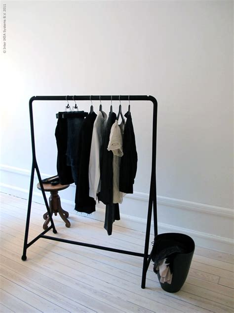 clothes rack ikea lovenordic hanging rails from ikea