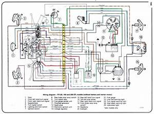 Vespa Wiring Diagram  No Battery  No Starter