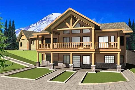 European Style House Plan 3 Beds 2 5 Baths 3385 Sq/Ft