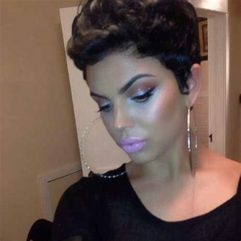 ariane davis hair via the island beauty876 fabulous