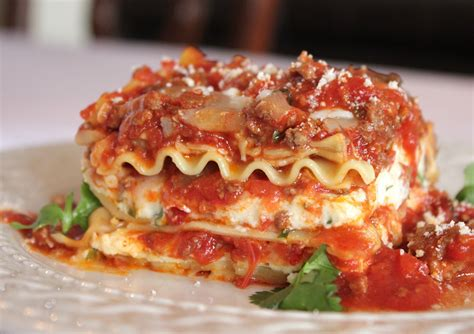 cuisine lasagne top 10 most delicious food in the