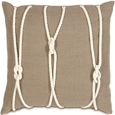 Yacht Knots by Yacht Knots Pillow Decor Coastal Home Decor