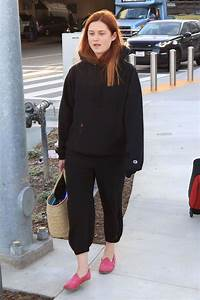 BONNIE WRIGHT at Los Angeles International Airport 05/28 ...