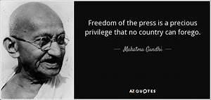 Mahatma Gandhi ... Country Freedom Quotes
