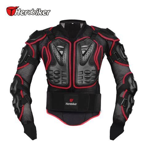 motocross jacket aliexpress com buy herobiker motorcycle full body armor