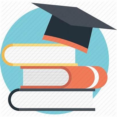 Education Icon Scholarship Knowledge Wisdom Graduation Icons