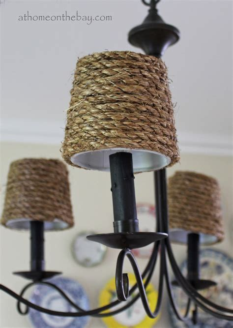 chandelier l shades pottery barn diy pottery barn inspired chandelier shades