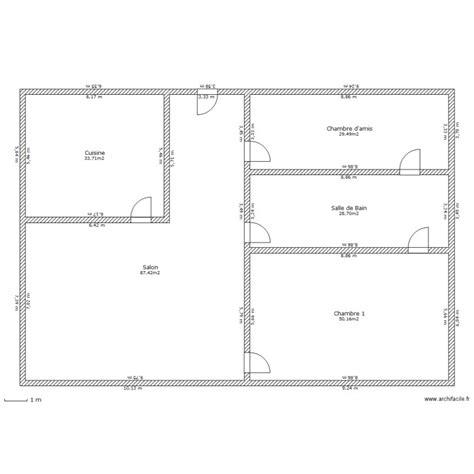 maison de sweet home 3d plan 5 pi 232 ces 229 m2 dessin 233 par sachabr1