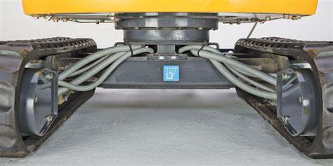 mini excavator hydraulic systems work compact equipment