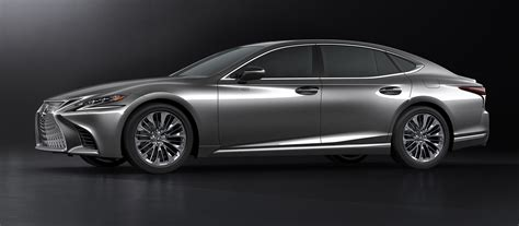 Lexus Ls Photo by 2018 Lexus Ls Where S The Hybrid Lexus Is So Known For