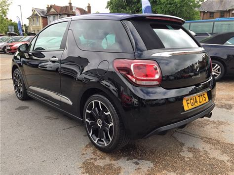 Citroen Ds3 For Sale by Used Car Citroen Ds3 Cabrio For Sale On The Isle Of Wight