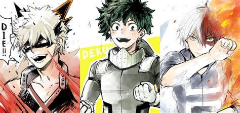 Boku No Hero Academia By Senlitheringme On Deviantart
