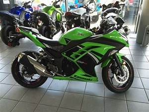 Kawasaki Ninja 300 ABS SE New Bike Tax Free Military Sales In Grafenwhr Price 4995 Usd IntNr